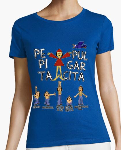 Camiseta Pepita Pulgarcita