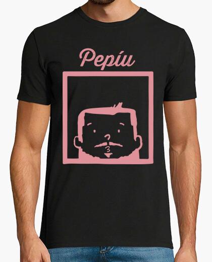 Camiseta Pepiu Rosa