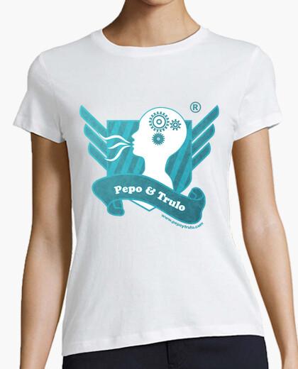 Tee-shirt pepo et trulo (elle)