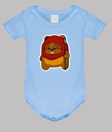 Pequeño ewok - Bebé