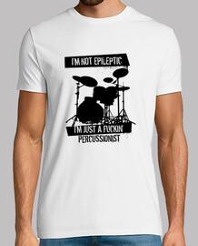 Percussioniste épileptique