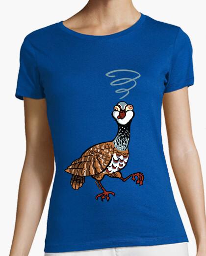Camiseta Perdiz mareada