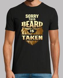 Perdón Esta Barba Esta Tomada