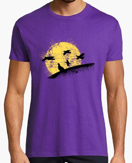 Tee-shirt perdrix