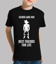 père and fils, best friends pour la vie | père et fils