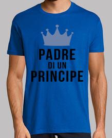 père d'un prince