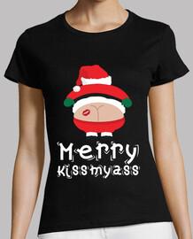 Père Noel Merry Kissmyass