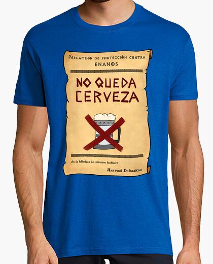 Camiseta Pergamino de protección contra Enanos