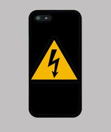 pericolo di energia elettrica