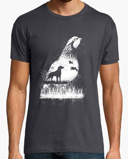 T-shirt pernice