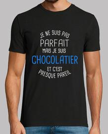pero el chocolate no es perfecto
