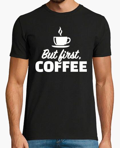 Camiseta pero primero Café