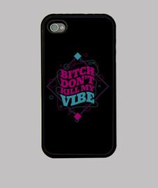 Perra no matan a mis 4/4s vibe iphone