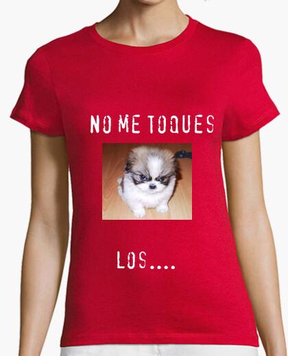Camiseta Perrito enfadado