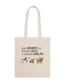Perritos bolsa