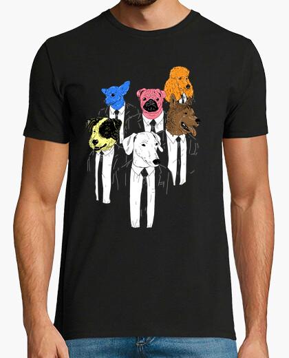 Camiseta perritos reservior