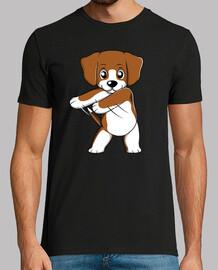 Perro Beagle Baile Hilo Dental
