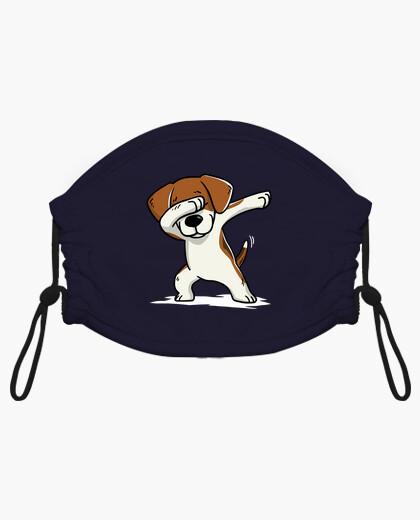 Mascarilla niño Perro Beagle DAB!