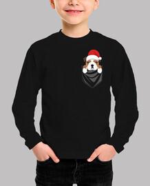 Perro Bulldog Inglés Pocket Graphic Nav