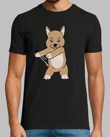 Perro Chihuahua Baile Hilo Dental