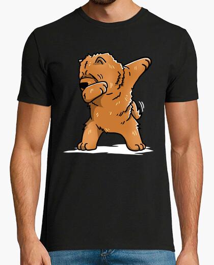 Camiseta Perro Chow Chow DAB!