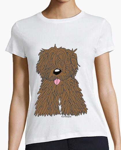 Camiseta Perro de agua