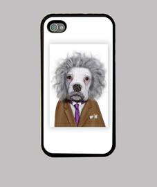 perro Einstein welcome