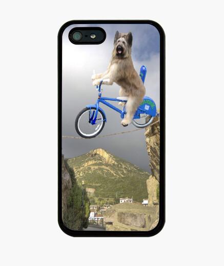 Funda iPhone Perro equilibrista