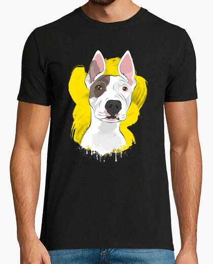 Camiseta Perro feliz american