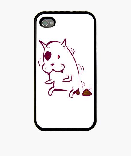 Funda iPhone perro friki caca granmike