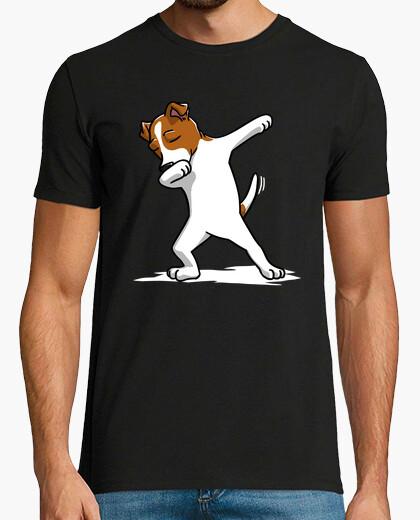 Camiseta Perro Jack Russell Terrier DAB!
