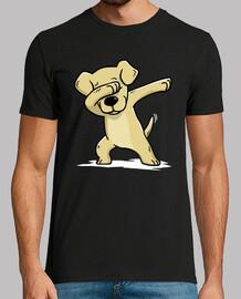Perro Labrador Retriever DAB!