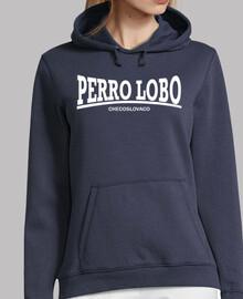 Perro Lobo Checoslovaco GYM jersey chica