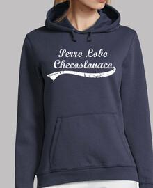 Perro Lobo Checoslovaco Old Style jersey chica
