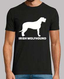 perro lobo irlandés