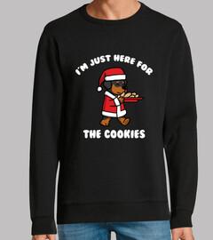 Perro Rottweiler Cookies Navidad