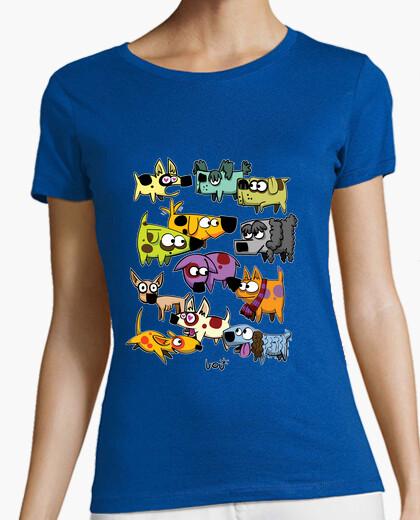 Camiseta Perros