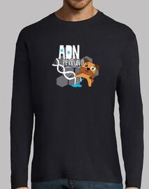 perruno adn t-shirt m / lunga uomo