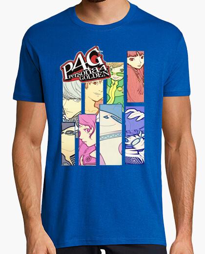 Camiseta Persona 4