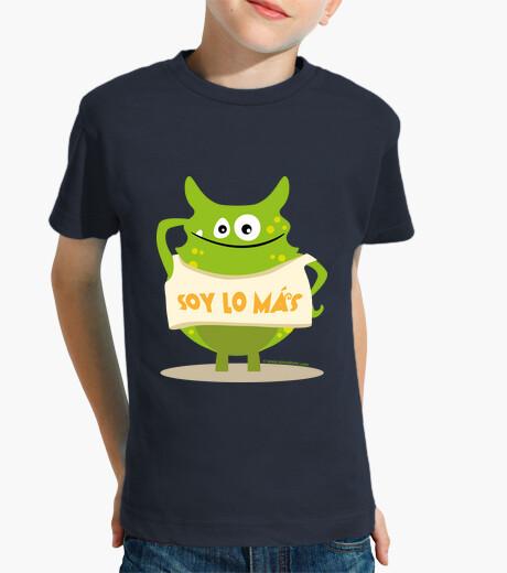 Abbigliamento bambino personaggio - monster