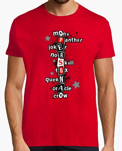 Camiseta Personagram