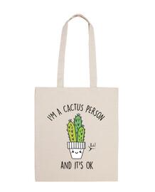 personne cactus