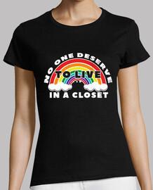 personne ne mérite de vivre dans un placard gay lgtb
