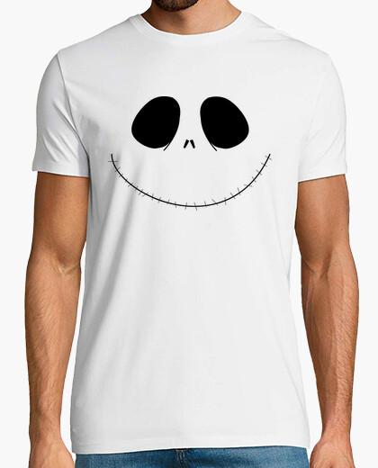 Pesadilla antes de navidad - Jack Skellington camisetas friki