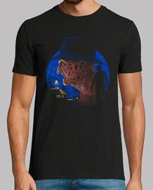 pesadilla de la muerte camiseta para hombre