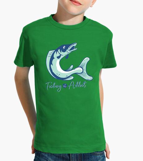 Ropa infantil pesca