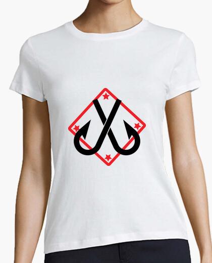 Camiseta pesca de la camisa - pesca - pescado