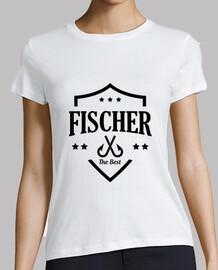 pesca de la camisa - pescador - marine