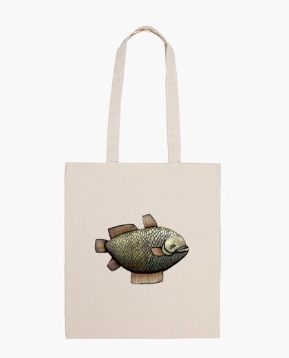 Pescado! bolsa de mano