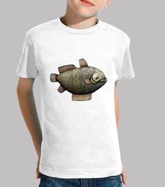 pescado! niño t